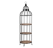 Urban Metro Birdcage Shelving Unit