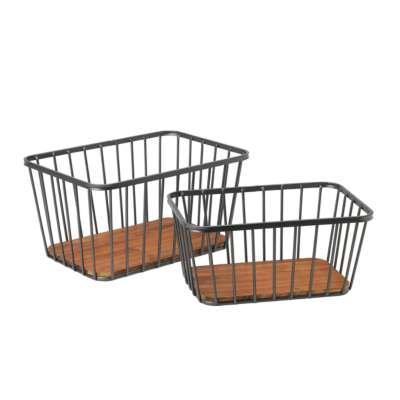 Urban Metro Metal Baskets