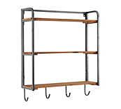 Urban Metro Wall Shelf Hanging Units