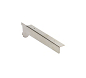Queen Vogue Brushed Nickel - Shelf Brackets
