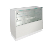 White Gloss Shop Counters