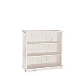 Heritage White Shelving Units