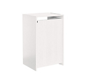 White Slimline Gate Unit
