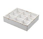 Heritage White Tray