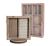 Wooden Jewellery Boxes & Cases