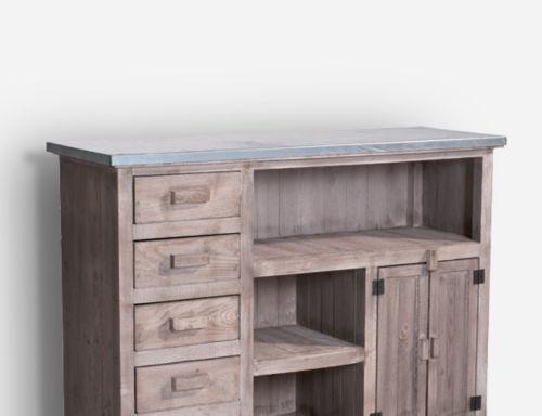 Heritage Rustic Retail Furniture
