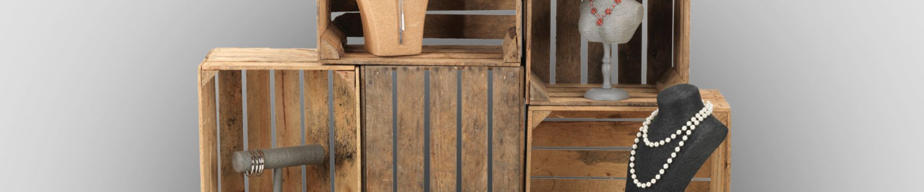 Morplan - Rustic Crates