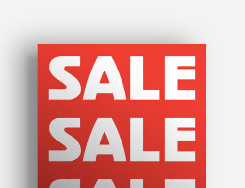 Sale Promotion Posters