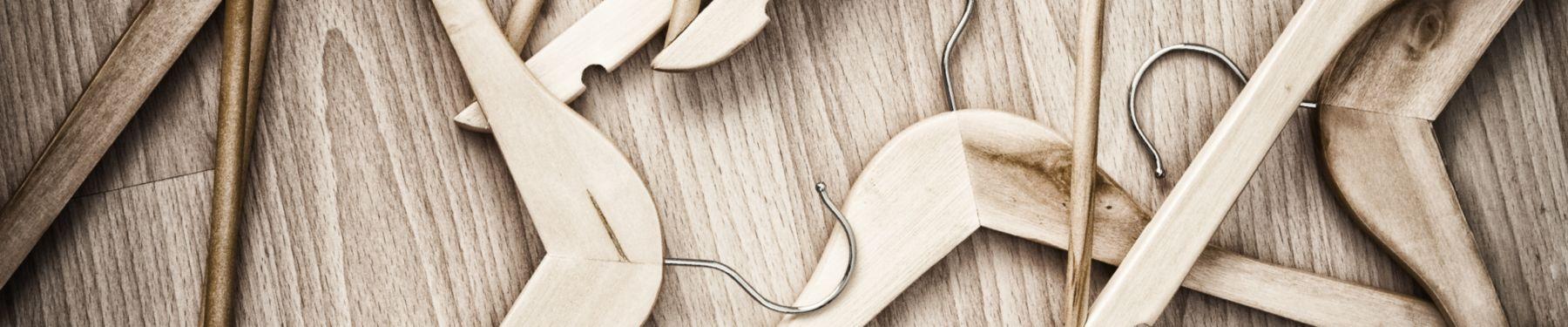 Morplan - Wooden Hangers